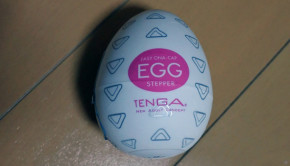 Review of the Tenga Egg Stepper sex toy