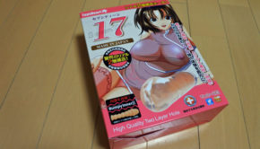 Review of the 17 dual layer male sex toy from Japan